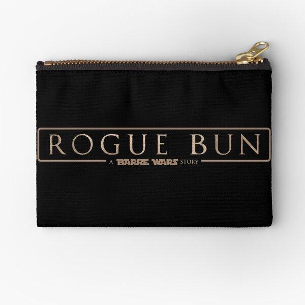 Rogue Bun Zipper Pouch