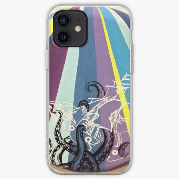 Sailing For Adventure Till A Sea Monster Ruined My Vacation iPhone Soft Case