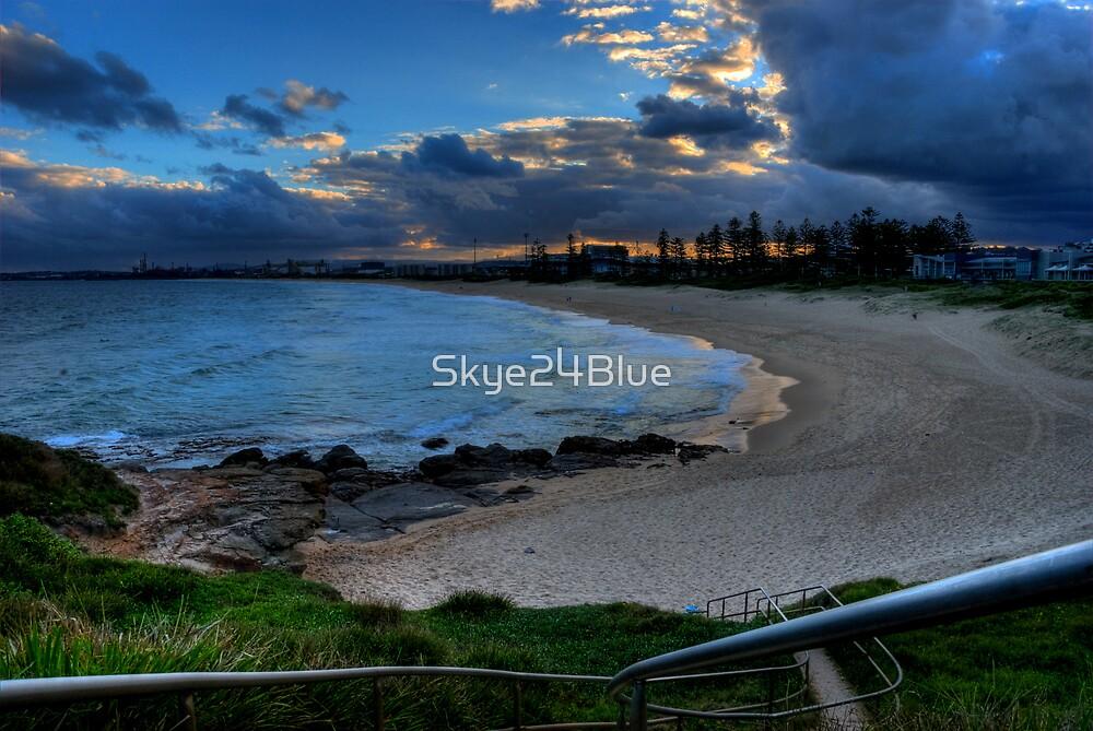 City Beach Walk by Skye24Blue
