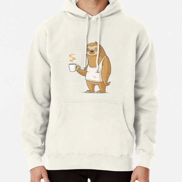 Monday Morning Depresso Pullover Hoodie