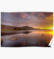 The Embsay Crag Poster