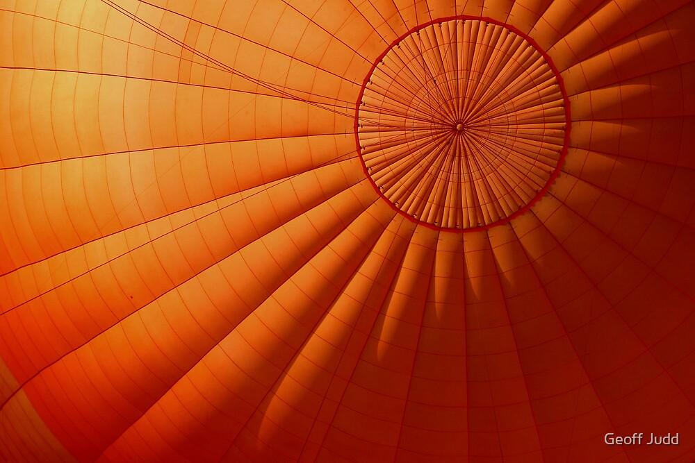 Ballon by Geoff Judd