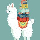 Llama by hellocloudy