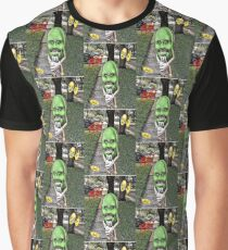 Yung Cash Register a.k.a Lil' Broomstick Graphic T-Shirt
