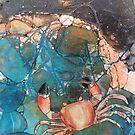 Rockpool Bridlington by Val Spayne