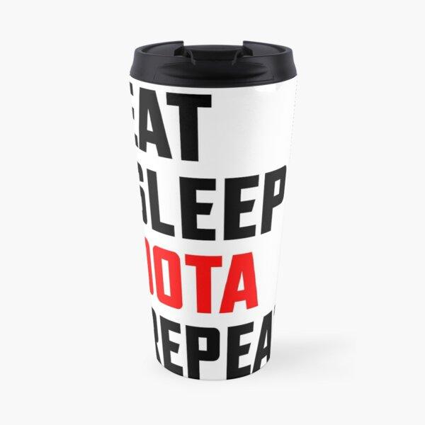 Eat, Sleep, Dota, Repeat - Eat Sleep Repeat - Dota 2 Travel Mug