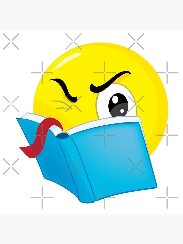 emoticon read by duxpavlic