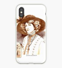 Lady of 1910 iPhone Case