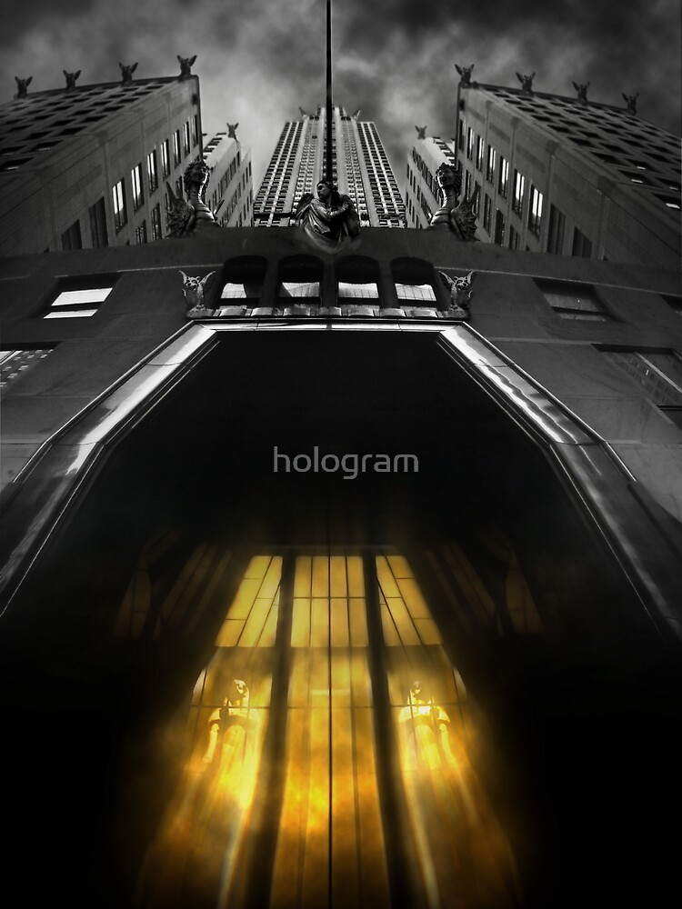 TITAN by hologram