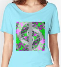 Structured chaos Women's Relaxed Fit T-Shirt