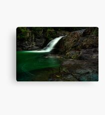 Cedar Creek Falls, Brisbane Canvas Print