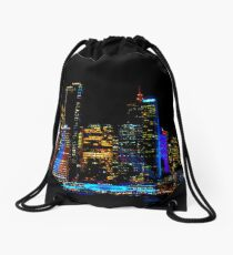 THE VIVID CITY | 2018 SYDNEY VIVID FESTIVAL | Drawstring Bag