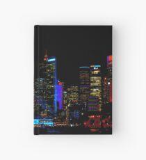 THE VIVID CITY   2018 SYDNEY VIVID FESTIVAL   Hardcover Journal