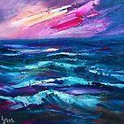 Choppy Meere von Ivana Pinaffo