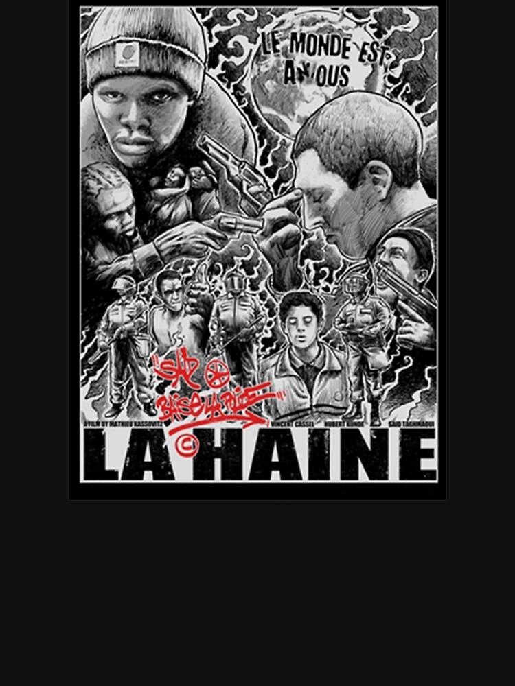 la haine police acab urban french film urban by untagged-shop