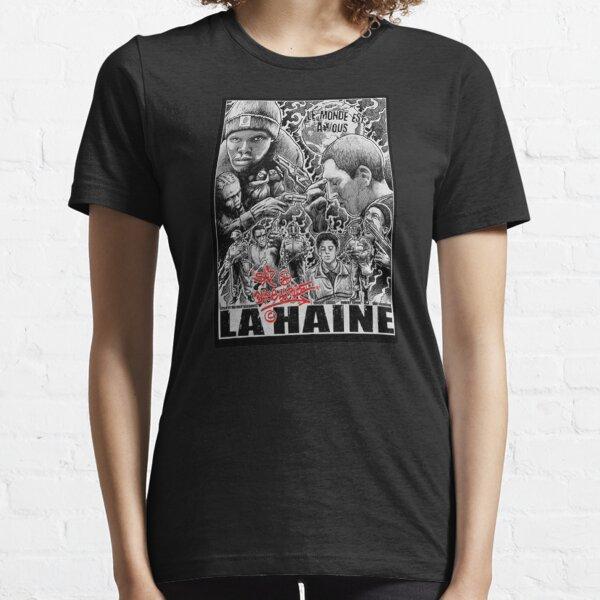 la haine police acab urban french film urban Essential T-Shirt