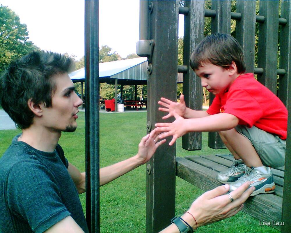 Me & My Dad by Lisa Brower