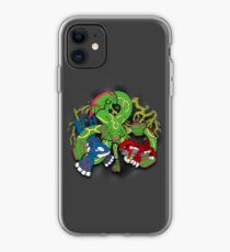 Rayquaza, Kyogre, & Groudon - Hoenn Remake Ahoy! iPhone Case