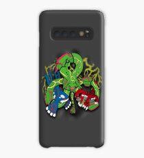 Rayquaza, Kyogre, & Groudon - Hoenn Remake Ahoy! Case/Skin for Samsung Galaxy