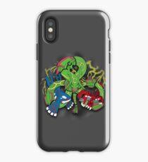 Rayquaza, Kyogre, & Groudon - Hoenn Remake Ahoy! iPhone Case