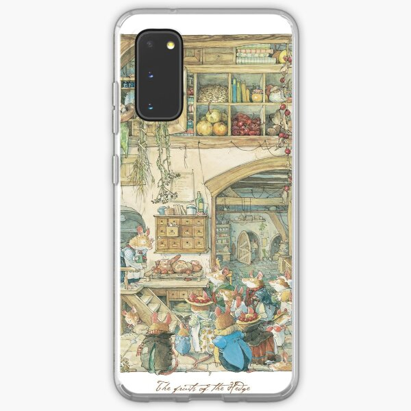 The fruits of the hedge Samsung Galaxy Soft Case
