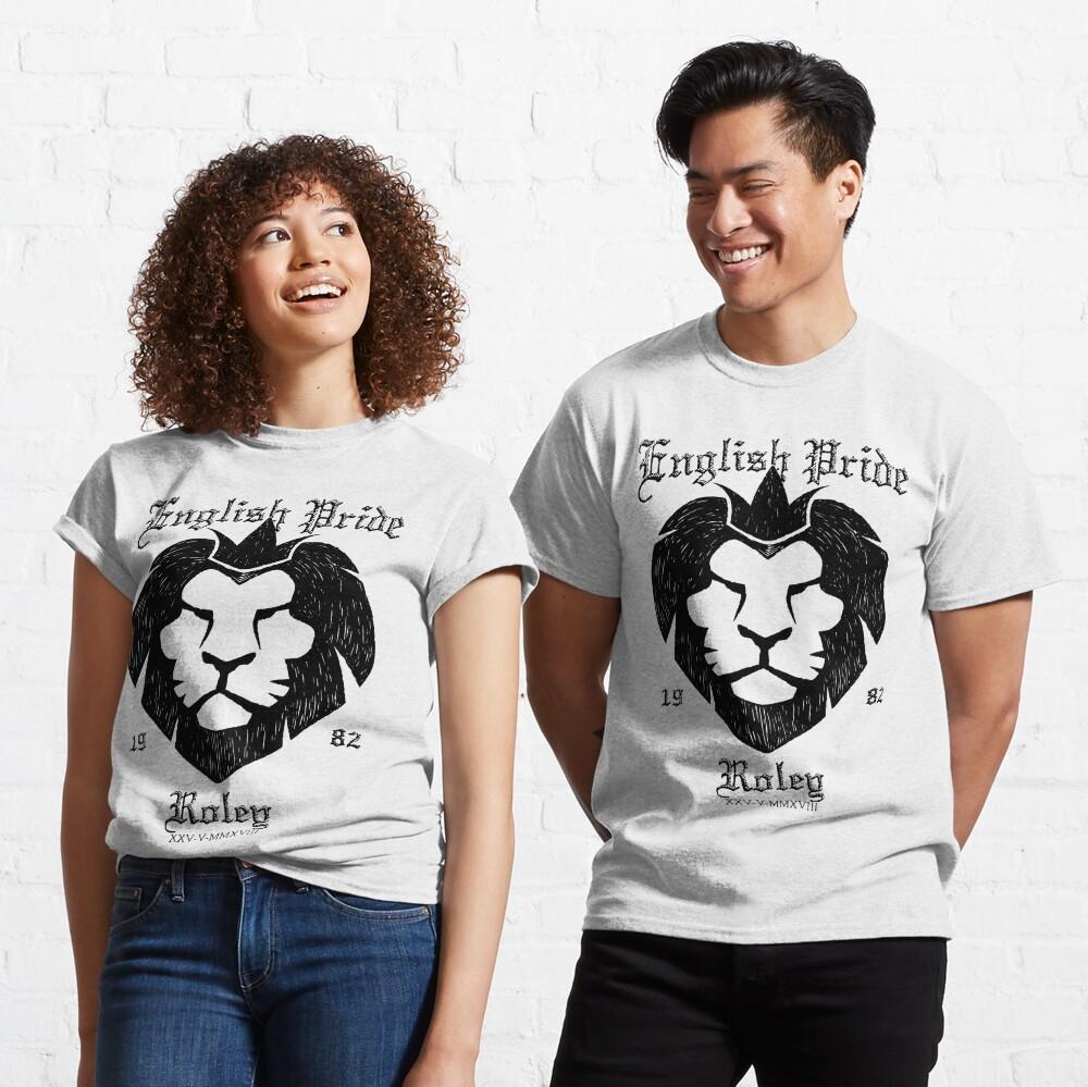 English Pride Classic T-Shirt