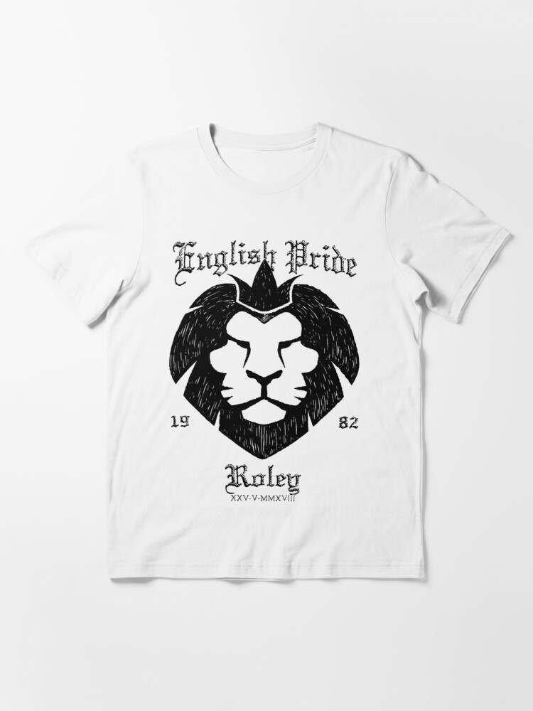 Alternate view of English Pride Essential T-Shirt