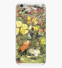 Blackberry picking iPhone Case