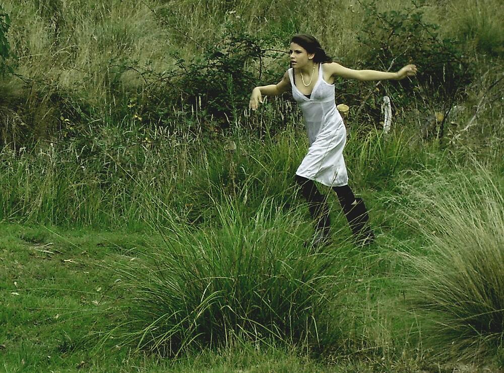 The Dance Of The Crane by visualmetaphor