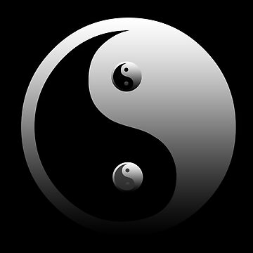 Yin and Yang by saleire