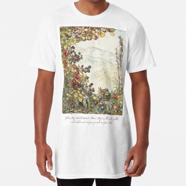 Walk to the High Hills Long T-Shirt