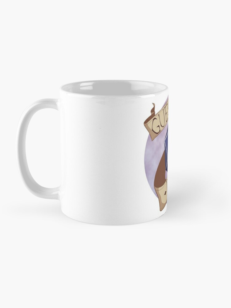 Alternate view of Guess I'll Die Mug