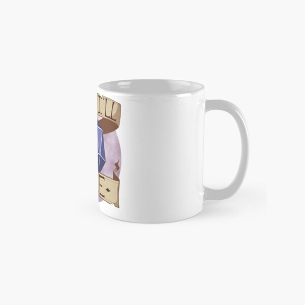 Guess I'll Die Classic Mug