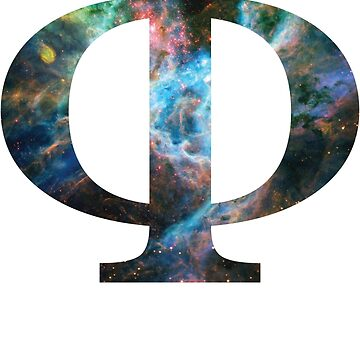 Tarantula Nebula | Uppercase Phi by SirDouglasFresh