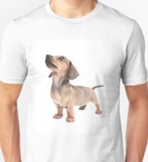 Dachshund Standing Tall Unisex T-Shirt