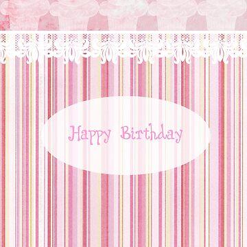 Happy Birthday (Cupcake) by DeniseAbe