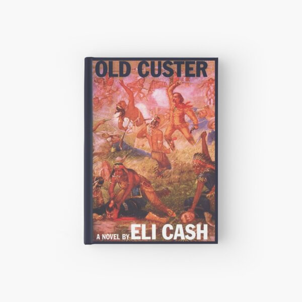 Old Custer Hardcover Journal