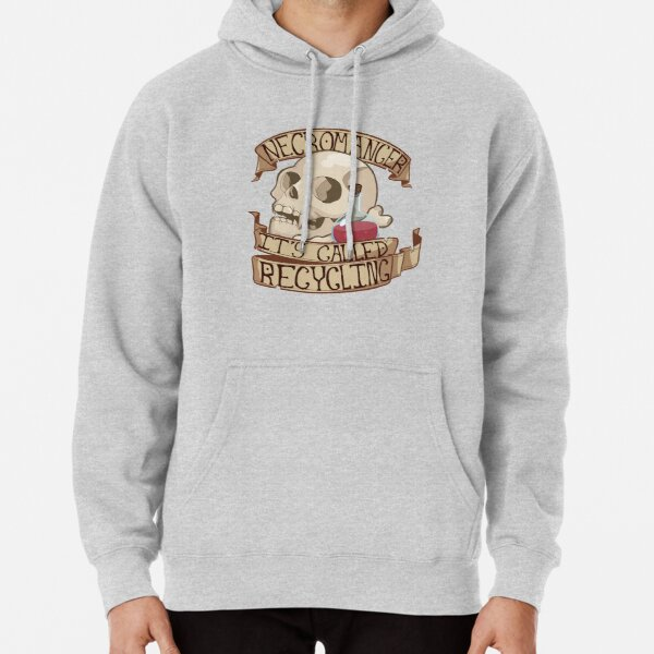 It's Called Recycling Pullover Hoodie