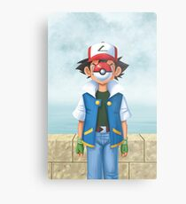 The Son of Monsters Metal Print