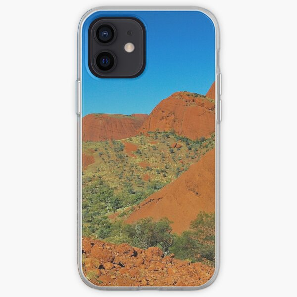 The Valley of the Olgas iPhone Soft Case
