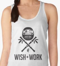 Wish and Work Women's Tank Top