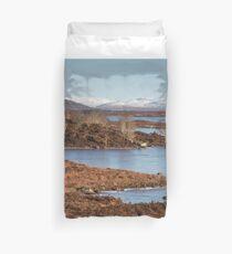 Loch Ba #1 Duvet Cover