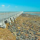 Port Germein Jetty by Penny Smith