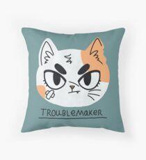 Troublemaker Floor Pillow