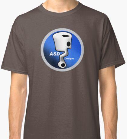 ASD Blue Logo Classic T-Shirt