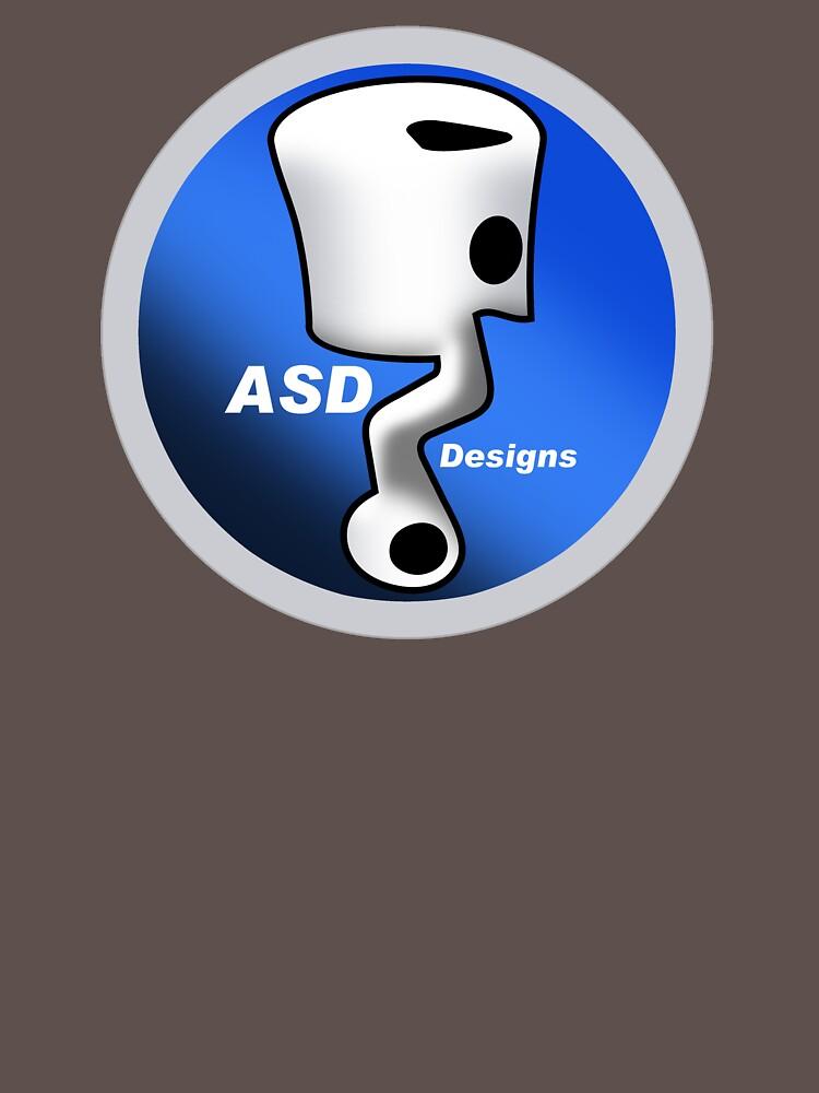 ASD Blue Logo by yj8dsk57