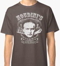 Houdini's Magic Shop (White) Classic T-Shirt