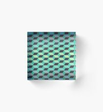 Cubism 1 Acrylic Block