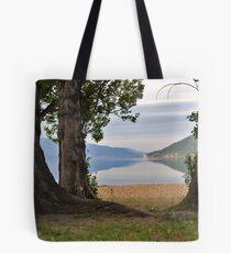 The Beautiful Okanagan  Lake  Tote Bag