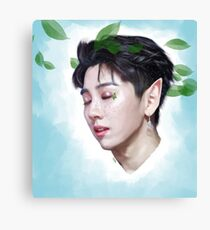 Fairy Taehyun Canvas Print